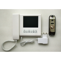 Комплект одноабонентского видеодомофона ELTIS 1