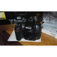 Nikon D7000 Digital SLR Camera with Nikon AF-S DX 18-105mm lens new Nikon AF-S DX 18-105mm lens