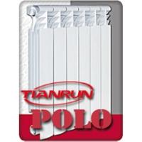 Радиатор алюминиевый POLO 500/4