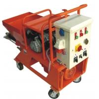 Шпаклевочная, штукатурная  машина (растворонасос) ОКК N2