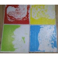 Живая плитка - всегда меняющийся рисунок напольного покрытия  3DVL 50x50