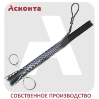 КЧР65/1 Разъемный кабельный чулок 50-65мм с одной петлей