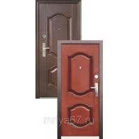 Входная металлическая дверь  ТД 90-2 Китай