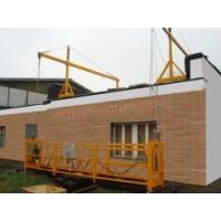 Аренда фасадного подъёмника (люльки строительной)