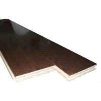 Массивная доска пола «Дуб шоколадный» 19х127мм. США. Mullican Flooring