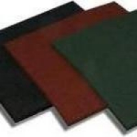 Резиновая плитка Ecostep 500x500x40 мм