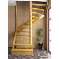 Винтовая лестница для дома и дачи  Лес-01