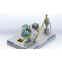 Завод для производства сухих строительных  смесей