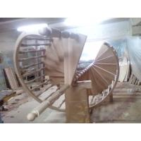 Винтовые лестницы из бука