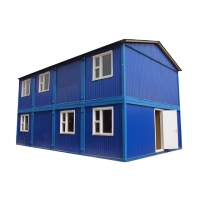 Модульное здание  8х4.8х2.5