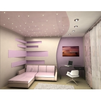 Натяжные потолки класса Premium