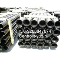 Трубы чугунные ТЧК  Ду 50, 100, 150 мм.