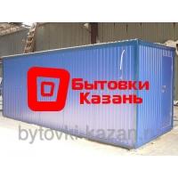 Бытовки,вагончики 6 м х 2,4 м в наличии от Бытовки-Казань