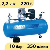 Коаксиальный масляный компрессор с чугунной головкой ABAC GV34/50 СM
