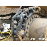 со склада новые и ремонтные звенья цепей для Гусеничных машин DCF