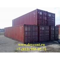Морской контейнер 40 НС