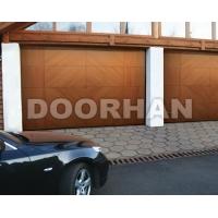 Автоматические секционные гаражные ворота в Воронеже DoorHan