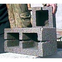 Блоки мелкоштучные керамзитобетонные ООО Стеновой камень гСтарый Оскол 40х20х20