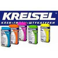 Готовые штукатурки сухие смеси KREISEL