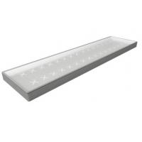 Накладные светодиодные светильники LeaderLight LL-DPO-041-M1200x300 (LL-ДПО-01-041-2820-20Д/Б)