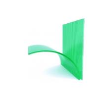 Сотовый поликарбонат Полипласт 4мм прозрачный