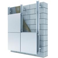 Система навесных вентилируемых фасадов для композитной облицовки РЦ Инжиниринг ФС-301