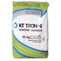 Штукатурная смесь гидроизоляционная  КТтрон-6 (выравнивающая и ф КТтрон