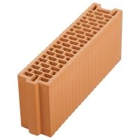 Керамический блок porotherm 8 ПОРОТЕРМ