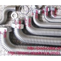 Гибкая подводка из нержавеющей стали для отопления