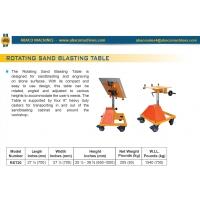 Вращающийся стол для пескоструйной обработки Abacomachines ROTATING SAND BLASTING TABLE RST20