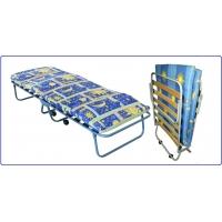 Ортопедическая раскладная кровать с поролоновым матрасом Ярославский завод кемпинговой мебели КТР1ЛП