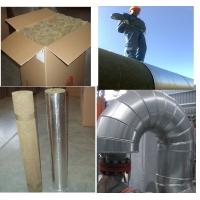 Базальтовые цилиндры ТЕПЛОРОК изготавливаются из каменной ваты на основе горных пород базальта