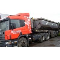 Седельный тягач Scania GRIFFIN 340 6X4 Euro 3