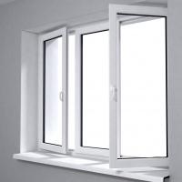 Пластиковые окна в Уфе 210/140 под ключ с откосами Richmond окна пвх