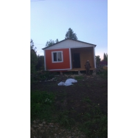 "Каркасно - панельный дом Нордвагон ""Апельсин"""