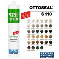 Нейтральный силикон премиум-класса Otto CHEMIE OTTOSEAL S 110