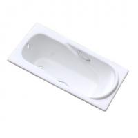 Чугунная ванна 170х85. Goldman ZYA-9C-7