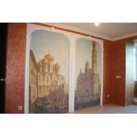 Фасадные фрески Renomme