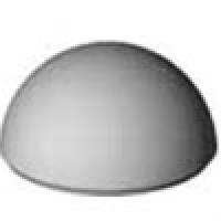 Полусфера бетонная ПС-2