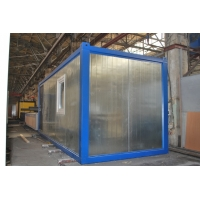 Блок контейнер металлический 6х2,45