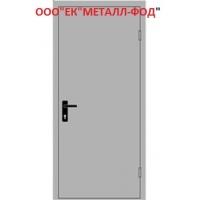 Противопожарная дверь ЕК МЕТАЛЛ-ФОРД