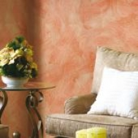 Декоративные покрытия Clavel