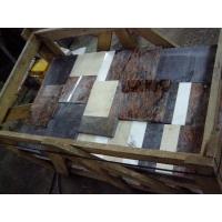 плитка каменная ассорти(гранит,сланец,мрамор)