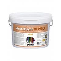 Декоративная шпатлевочная масса Caparol StuccoDecor DI PERLA