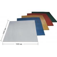 Резиновый мат GUMMI  1000х1000х10 мм серый