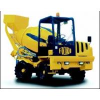 Автобетоносмеситель с самозагрузкой – мобильный бетонозавод FIOR FIORI DB180