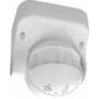 Датчик движения ИК настенный 1200w 180 гр. 12м IP44 белый