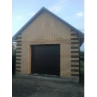 Секционные гаражные ворота DoorHan RSD01; RSD02