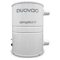 Встроенные пылесосы DUO VAC SIT-130