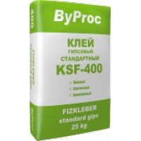 Клей гипсовый стандартный ByProc